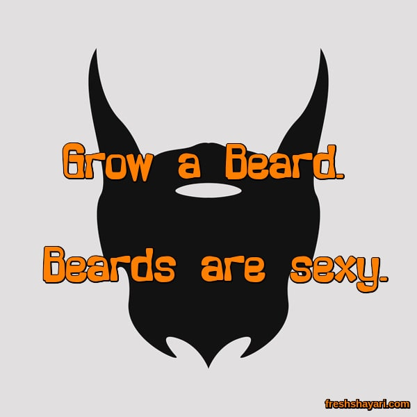 Beard Motivation Captions