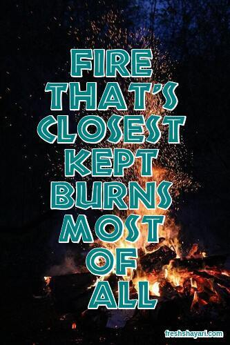 Fire Photo Captions