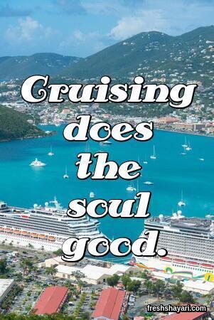 Cruise Instagram Captions