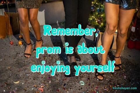 Prom Captions