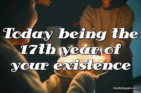 17th Birthday Captions