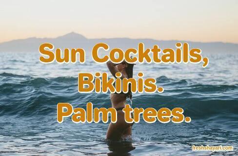 Bikini Captions
