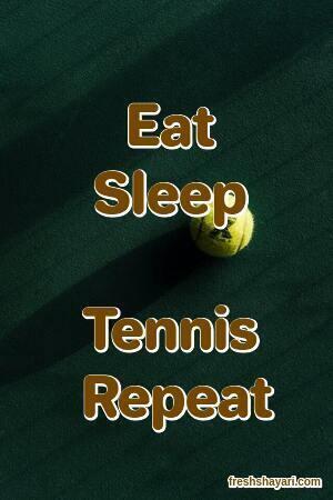 Tennis Captions